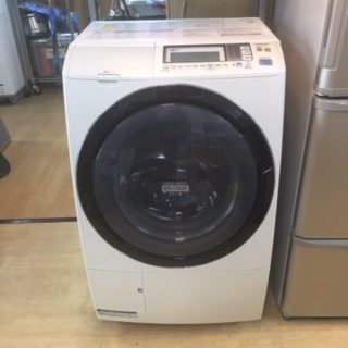 2011年製 日立 ドラム式洗濯機 BD-S7400L