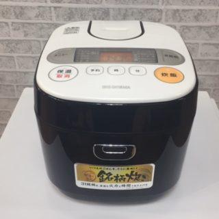 2017年製 アイリスオーヤマ 5.5合炊き 銘柄炊きジャー炊飯器 RC-MA50-B