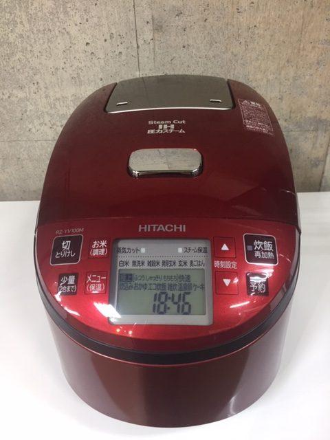2017年製 日立 5.5合炊き RZ-YV100M