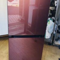 2019年製 ハイセンス 2ドア冷蔵庫 HR-G13A-BR