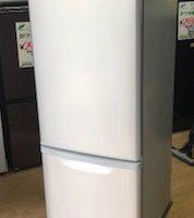 2015年製  パナソニック  2ドア冷蔵庫  NR-B177W-S