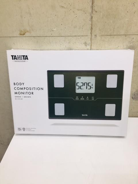 2016年モデル タニタ 体組成計 BC-315-GR