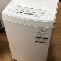 2018年製  東芝  全自動洗濯機  AW-45M5(W)