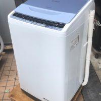 2017年製  日立 全自動洗濯機 BW-V70B