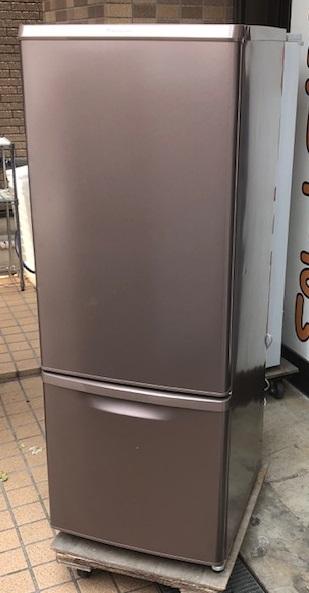 2016年製 パナソニック 2ドア冷蔵庫 NR-B178W-T
