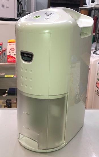 2016年製 コロナ 除湿器 CD-P6316
