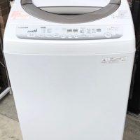 2014年製 東芝 8㎏ 全自動洗濯機 AW-80DM(W)