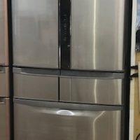2016年 日立 6ドア冷蔵庫 R-F480F