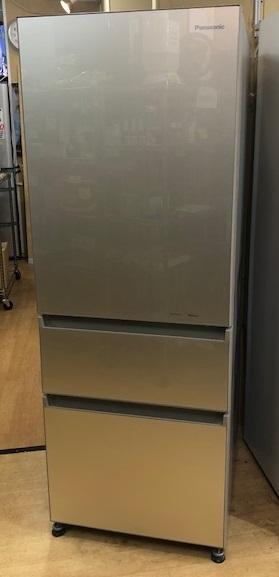 2017年製 パナソニック 3ドア冷蔵庫 NR-C32FGM-N