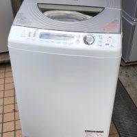 2014年製 東芝 全自動洗濯乾燥機 AW-80SVM