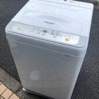 2017年製 パナソニック 全自動洗濯機 NA-F50B10