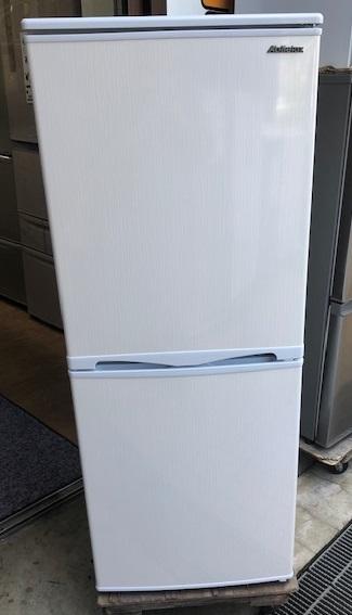 2018年製 アビテラックス 2ドア冷蔵庫 AR-150E