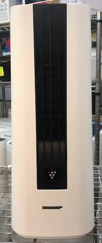 2014年製 シャープ セラミックファンヒーター HX-DS1-W