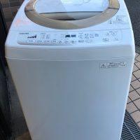2015年製 東芝 全自動洗濯機 AW-7D2