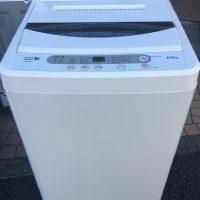 2018年製 ヤマダ電機 全自動洗濯機 YWM-T60A1