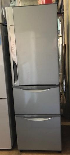 2014年製 日立 3ドア冷蔵冷凍庫 R-K320EV