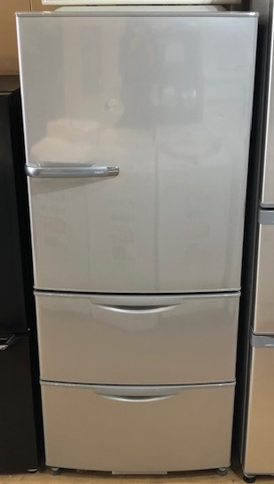 2015年製 アクア 3ドア冷凍冷蔵庫 AQR-271D(S)