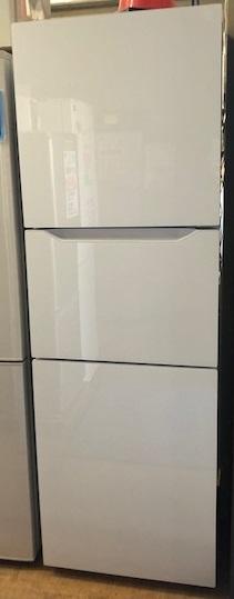 2018年製 ツインバード 3ドア冷凍冷蔵庫 HR-E919