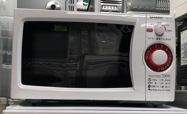 2018年製 シャープ 電子レンジ RE-T3-W5