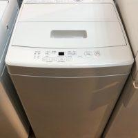 2019年 無印良品 全自動洗濯機 MJ-W50A
