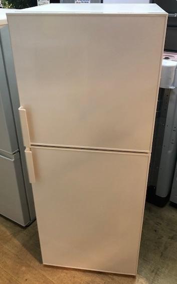 2019年製 無印良品 2ドア冷凍冷蔵庫 AMJ-14D-3