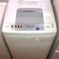 2017年製 日立 全自動洗濯機    NW-R703