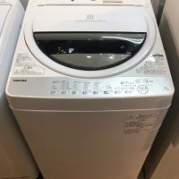 2019年 東芝 全自動洗濯機 AW-7G6(W)