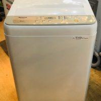2017年製 パナソニック 全自動洗濯機 NA-F60B11