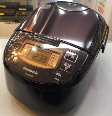 2020年製 パナソニック IHジャー炊飯器 SR-FD109