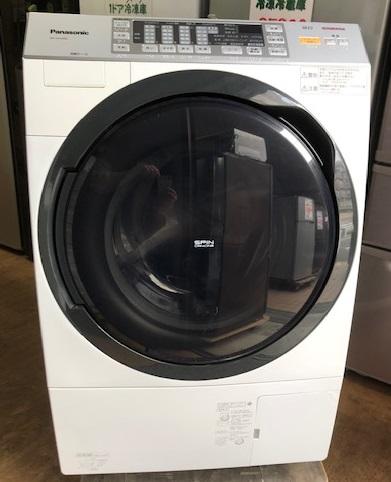 2013年製 パナソニック ドラム式洗濯機 NA-VX3300L