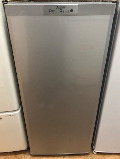2017年製 三菱 1ドア冷凍庫 MF-U12B-S