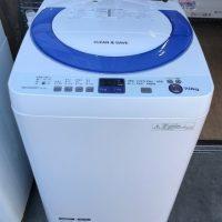 2014年製 シャープ 全自動洗濯機 ES-T706