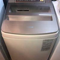 2017年製 パナソニック 全自動洗濯機 NA-FA100H3