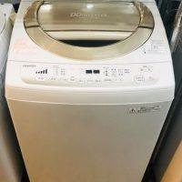 2015年製 東芝 全自動洗濯機 AW-8D2M(N)
