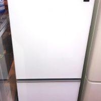 2017年製 シャープ 2ドア冷凍冷蔵庫 SJ-GD14C-W