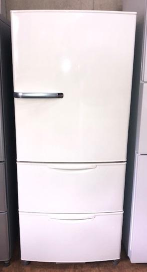 2015年製 アクア 3ドア冷凍冷蔵庫 AQR-271 D(W)