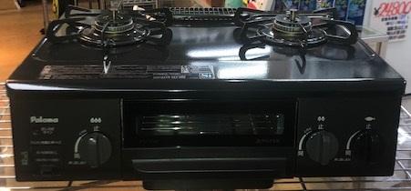 2016年製 パロマ プロパンガステーブル IC-N36KB-L