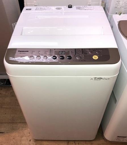 2017年製 パナソニック 全自動洗濯機 NA-F70PB11