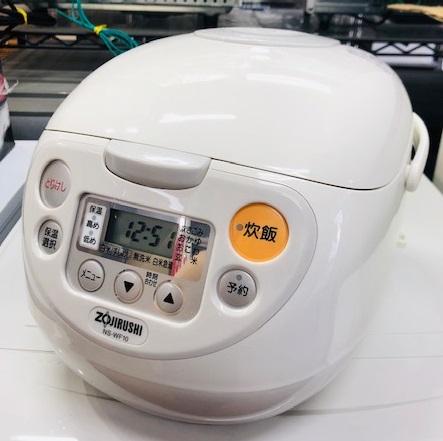 2015年製 象印 マイコン炊飯ジャー NS-WF10
