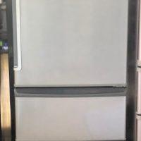 2016年製 アクア 3ドア冷凍冷蔵庫 AQR-271E(S)