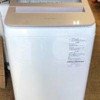 2016年製 パナソニック 全自動洗濯機 NA-FA70H3