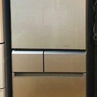 2017年製 パナソニック 5ドア冷凍冷蔵庫 NR-E412PV-N