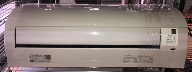 2017年製 ダイキン ルームエアコン AN25UES-W