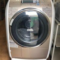 2012年製 日立 ドラム式洗濯機 BD-V9400R