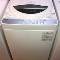 2018年製 東芝 全自動洗濯機 AW-5G6