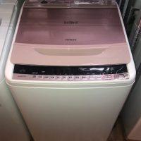 2016年製 日立 全自動洗濯機 BW-7WV