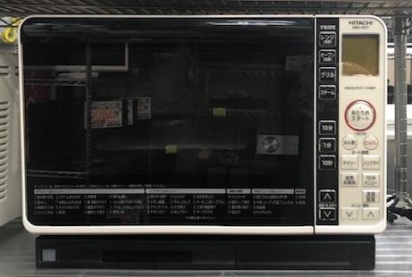 2016年製 日立 加熱水蒸気オーブンレンジ MRO-RS7