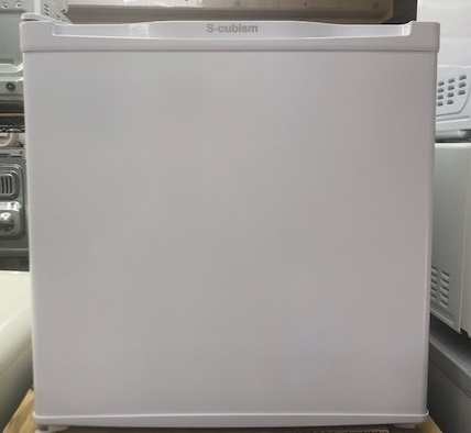 2016年製 エスキュービズム 1ドア冷蔵庫 WR-1046