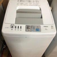 2014年製 日立 全自動洗濯機 NW-H60