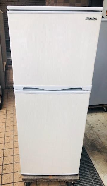 2016年製 アビテラックス 2ドア冷凍冷蔵庫 AR-143E